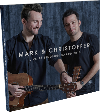 Mark & Christoffer CD