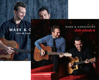 Mark & Christoffer - Køb CD